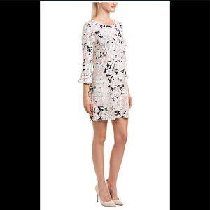 Dresses & Skirts - Laundry by Shelli segal shift dress soft blush NWT
